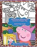 Christmas Adventure favorite Pig: Coloring Book