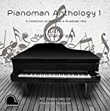 "Piano Man Anthology 1 - Billy Joel Collection - PianoDisc Compatible Player Piano Music on 3.5"" DD 720k Floppy Disk"