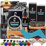 Best Beard Kits - Beard Care & Grooming Kit w/Free Beard Soap,Unscented Review
