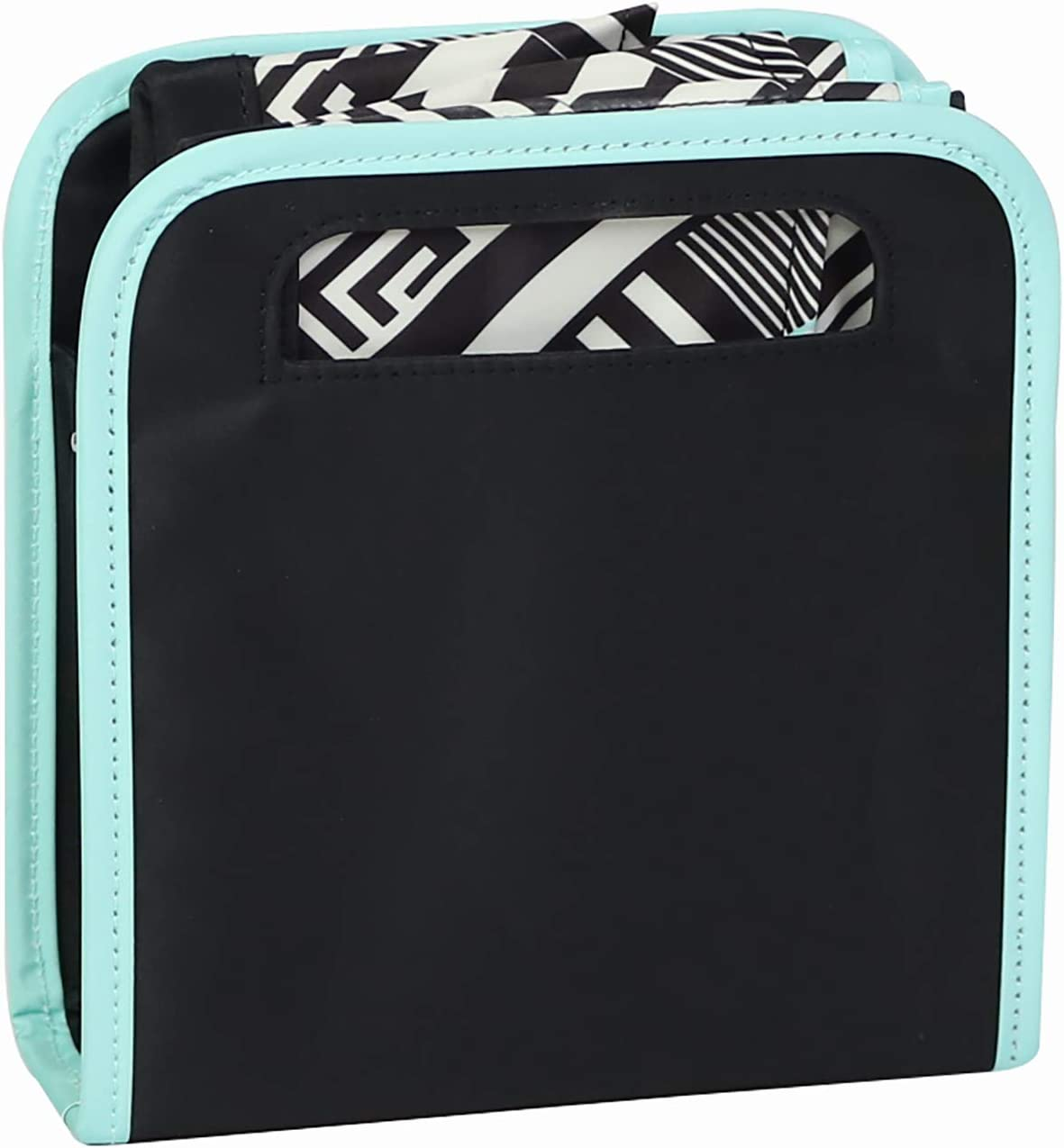 Art Storage for Supplies /& Crafts Supply Organizers Tote for School Classroom Organization for Makeup /& Nurses Office Teal Everything Mary Collapsible Craft Caddy and Home