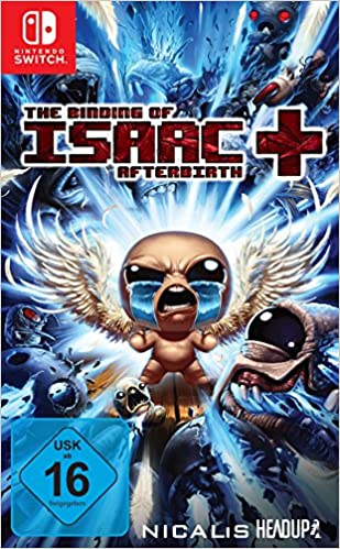 The Binding Of Isaac Afterbirth Nintendo Switch Amazon