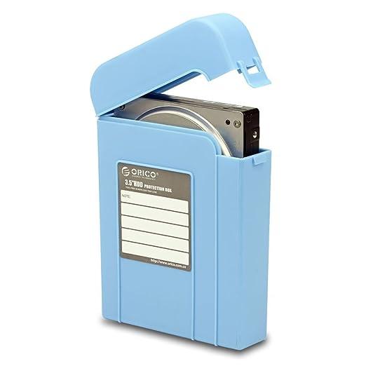 """6 opinioni per ORICO PHI-35 Custodia HDD da 3.5"""", Box Protettivo da 3.5"""" per Hard Disk Drive,"""