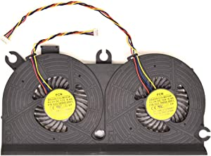 BAY Direct Replacement CPU Cooling Fan for All-in-one HP EliteOne 800 G1 800G1 705 G1 705G1 Part Number: 733489-001 023.10006.0001 DFS602212M00T FC2N MF80201V1-C010-S9A
