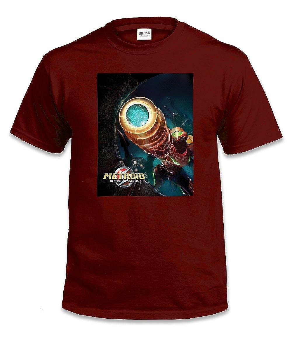 Tshirt Metroid-13/_Parent Metroid Game Unisex T-Shirt