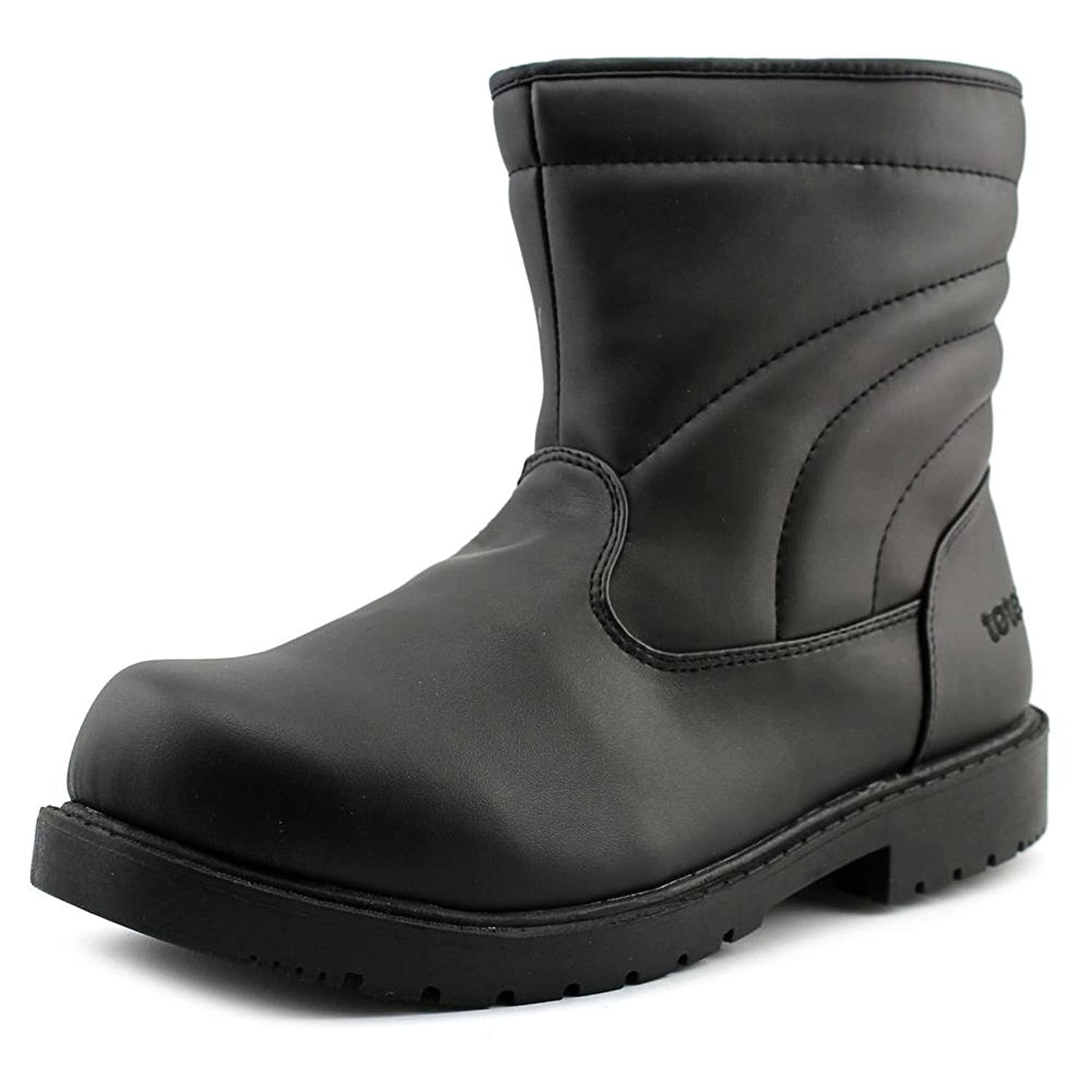 totes mens suburb winter boot black 10m cold weather