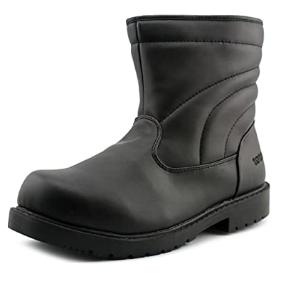 Amazon.com | Totes Mens Suburb Short Snow Boot, Available in Wide ...