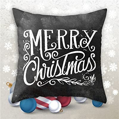 FairyTeller Christmas Tree Sofa Bed Home Decoration Festival Pillow Case Cushion Cover U6722