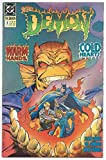 DEMON #3, VF/NM, Alan Grant, 1990, Sins of the Father, Batman, more DC in store