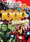 Marvel Avengers Assemble 1000 Stickers: Over 60 activities inside!