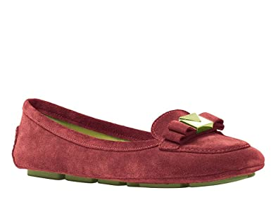 aadf0e94101 Image Unavailable. Image not available for. Color  Michael Michael Kors  Caroline Suede Moccasin