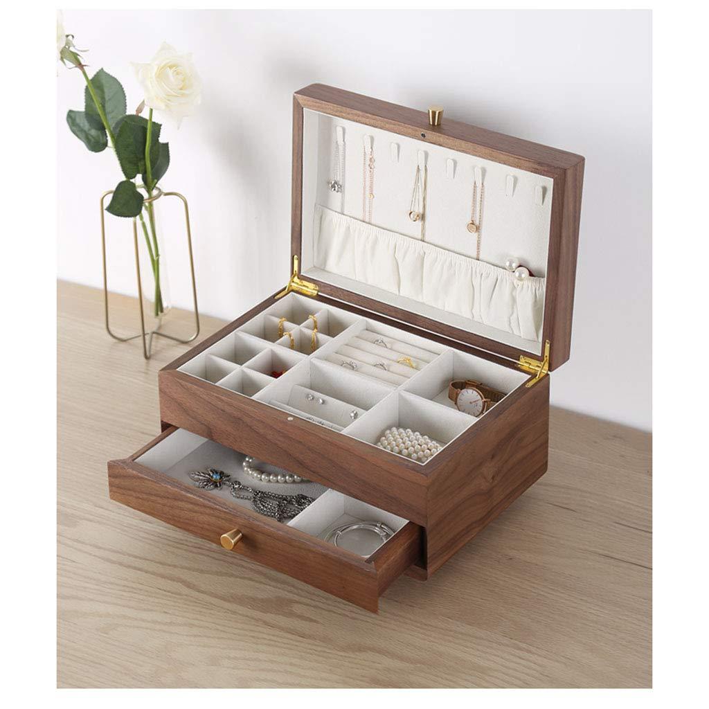 LIYANSSH - Cajas para joyas Caja de joyería Grande Organizador de ...