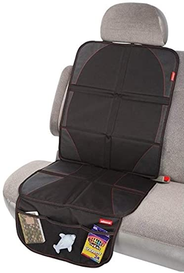 Black Diono Ultra Mat Full-Size Seat Protector