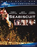 Seabiscuit (Blu-ray + DVD) by Universal Studios by Gary Ross