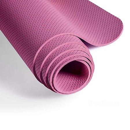 Alfombrilla Antideslizante For Tapetes De Yoga TPE De 5 Mm ...