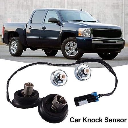 Minimew 4 Piezas Arnés del Sensor de detonación del Motor del ...