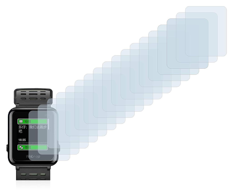 savvies Protector Pantalla Compatible con Omorc WeLoop Hey ...
