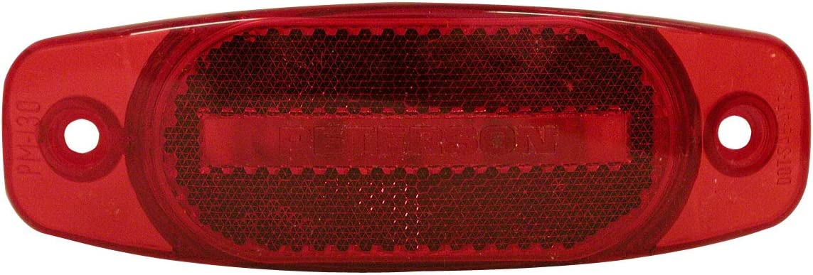 Peterson Manufacturing M130R Clearance Light
