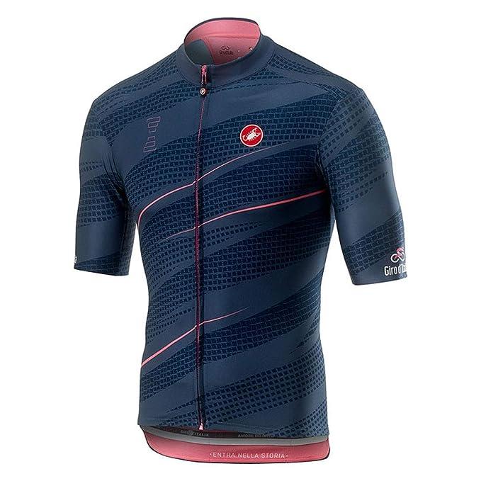 f6d520b98e65 Castelli Gavia Mortirolo Jersey, Maglietta Ciclismo Uomo: Amazon.it:  Abbigliamento