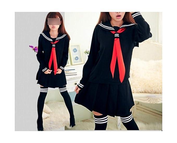 Amazon.com: MRxcff-Junior Girls Uniformes, uniforme de ...
