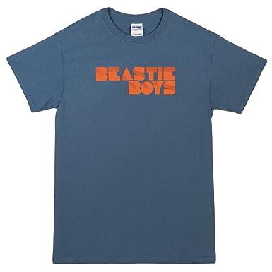 f8e605b7 Amazon.com: FEA Men's Beastie Boys Fader Logo T-Shirt: Clothing