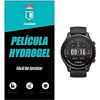 Película Xiaomi Mi Watch Color (2020) KingShield Hydrogel Cobertura Total (3X Unid Tela)
