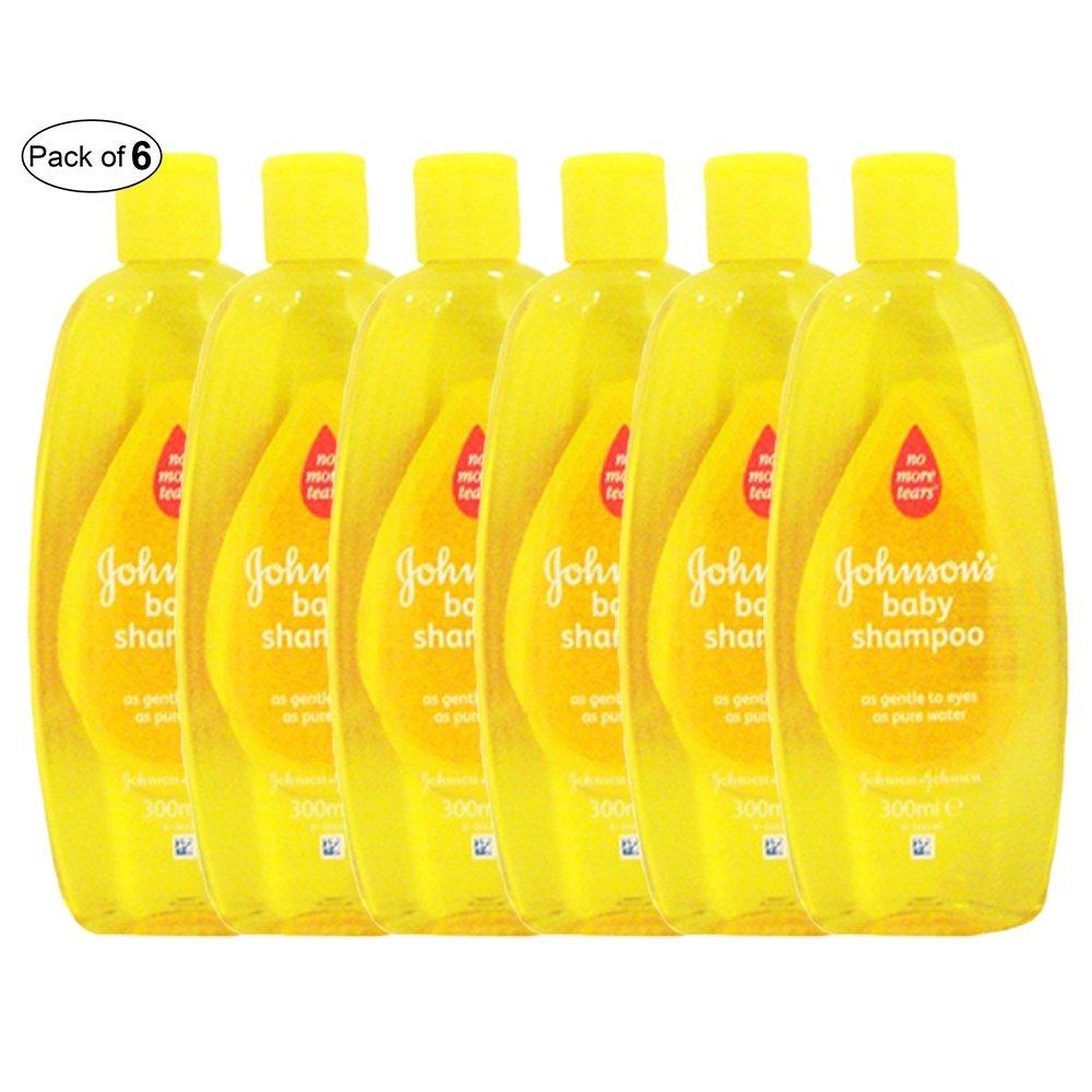Johnson's Baby Shampoo (750ml) (Pack of 6) Johnson's
