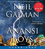 Anansi Boys Low Price CD
