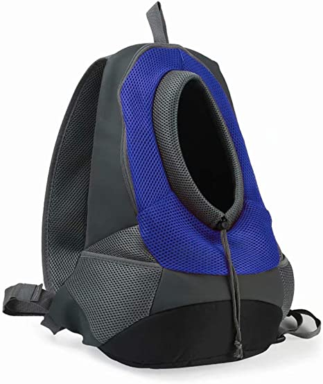 Waterproof Hiking Breathable Head Out Design JANKS Pet Dog Cat Carrier Backpack for Small Puppy Airline Approved Black Safety Cushion Back Support for Travel Outdoor Walking Use