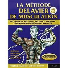 La méthode Delavier de musculation 2