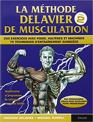 methode delavier musculation chez soi