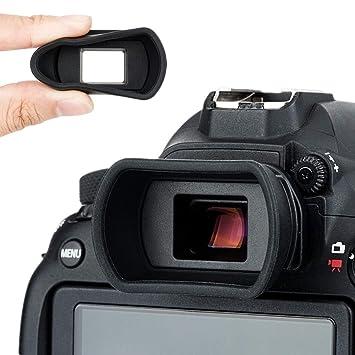 Kiwifotos - Ocular para Canon EOS 800D 90D 80D 77D 6D Mark II 6D ...