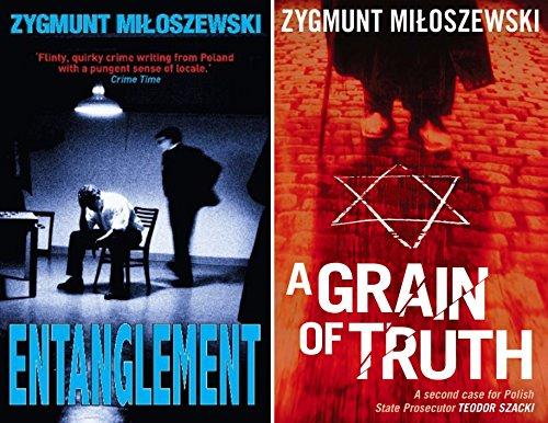 Polish State Prosecutor Szacki Investigates (2 Book Series)