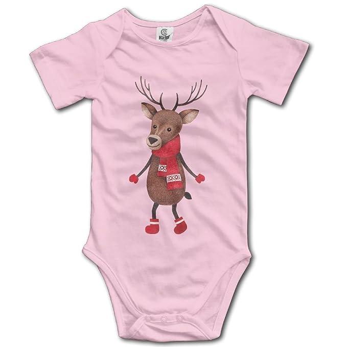Pink Buck Wear Cute As It Gets Baby Tee