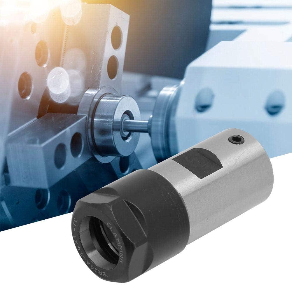 6mm Outil de Meulage de fraisage de commande num/érique par ordinateur FTVOGUE C25-ER20 Pince de Serrage pour CNC Machine de Gravure