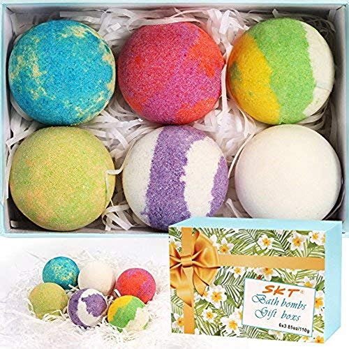 Very Nice Bath Bomb Set!