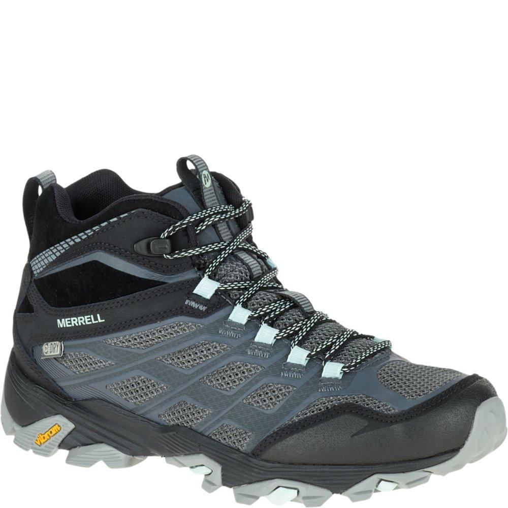 786498aa3e2 Merrell Women's Moab FST Mid Waterproof-W Hiking Boot