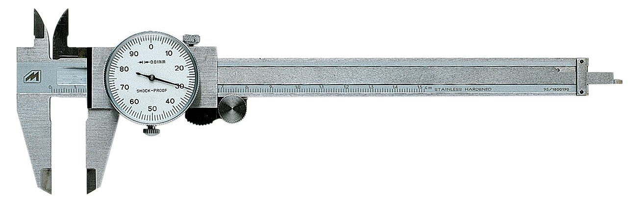 Metrica 10023 150mm Dial Vernier Caliper