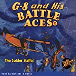 G-8 and His Battle Aces #13, October 1934: The Spider Staffel | Robert J. Hogan