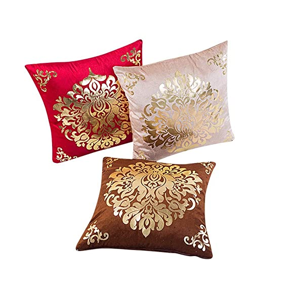YWLINK 1PC Funda De Almohada Sofá Cintura Throw Cushion ...