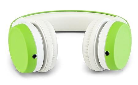 Auriculares para niños con limitador de volumen: Amazon.es: Instrumentos musicales