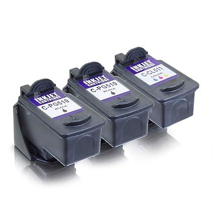MS de Point® 3 cartuchos para impresora Canon Pixma MP230 ...