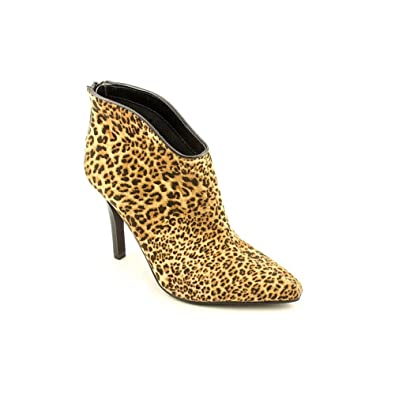 Womens Pizazz Pointed Toe Ankle Fashion Boots