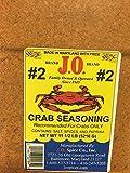 J.O. Crab Seasoning 11 1/2 lb (4763 g)