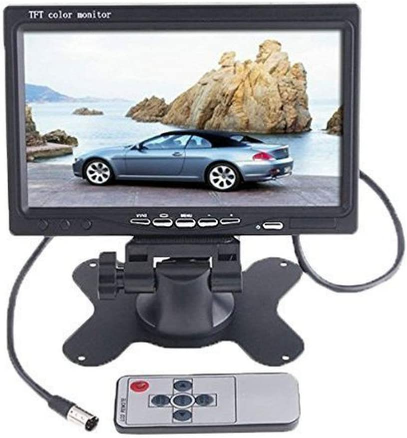 4.3 TFT LCD Car Monitor Display Rear View Screen For Car Black Reversing L5U7