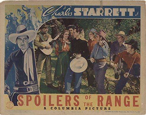 Spoilers of the Range 1939 Authentic 11