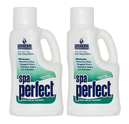 Amazon.com: Natural Química 04034 Spa Perfect 2 Litro ...