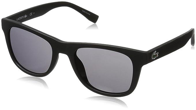 25e12b44704 Lacoste Unisex L790S Rectangular Sunglasses