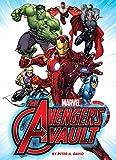 marvel super villains book - Marvel: The Avengers Vault