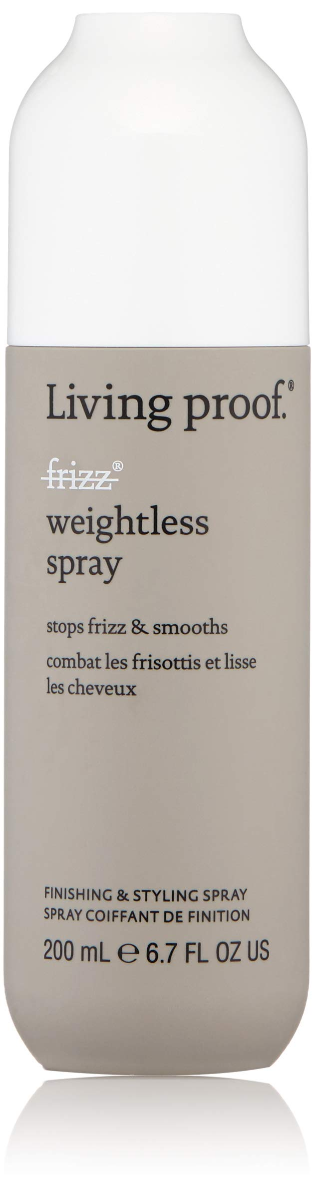 Living Proof No Frizz Weightless Styling Spray, 6.7 oz by Living Proof