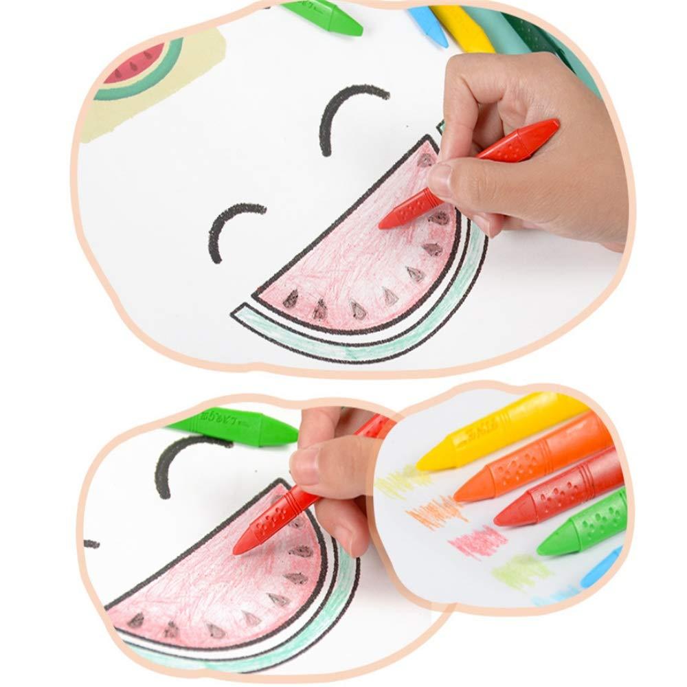 JIANGXIUQIN Artist Art Drawing Set, 159 Pieces of Art Supplies Painting Fun Children Super Surprise Gift, Joyful/Non-Toxic Gifts for Children and Children. (Color : Yellow) by JIANGXIUQIN (Image #3)